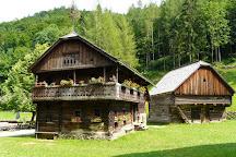 Oesterreichisches Freilichtmuseum Stuebing, Deutschfeistritz, Austria