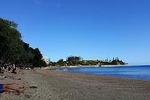 Plage de la Baie des Citrons, Noumea, New Caledonia