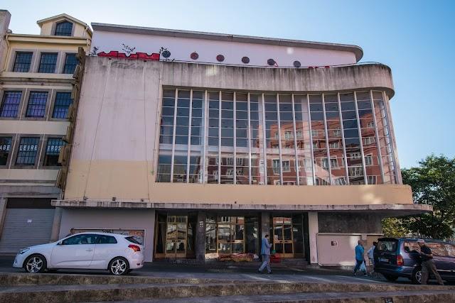 Old Cinema Battle
