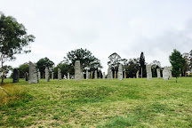 Australian Standing Stones, Glen Innes, Australia