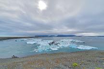 Glacier Lagoon, Jokulsarlon, Iceland