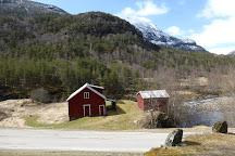 Vindhellavegen, Borgund, Norway