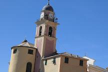 Basilica DI Santa Maria Assunta, Camogli, Italy