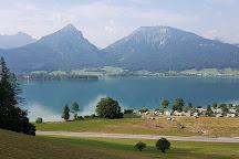 Lake Wolfgang, St Gilgen, Austria