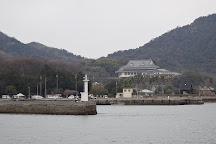 Honjima Island, Marugame, Japan