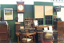 South Dakota State Railroad Museum, Hill City, United States
