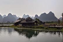 Lijiang Folk Customs Garden, Guilin, China
