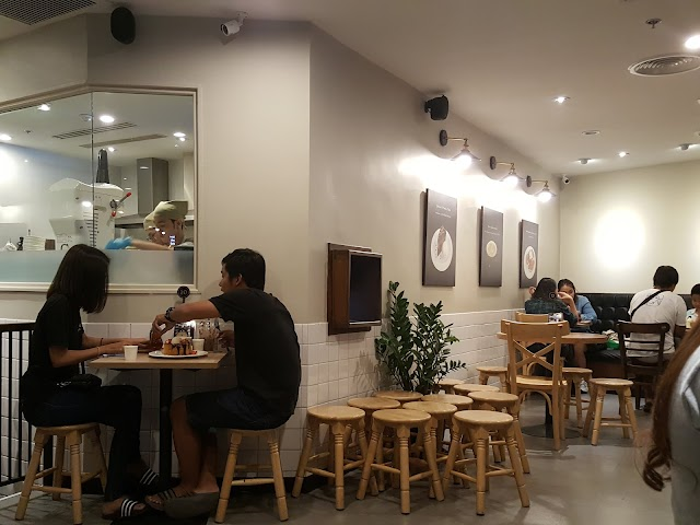 After You Dessert Café Central Pinklao