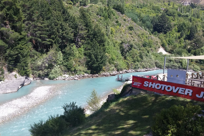 Visit Shotover Canyon Swing Canyon Fox On Your Trip To