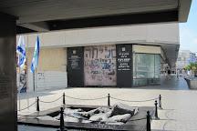 Itzhak Rabin Monument, Tel Aviv, Israel