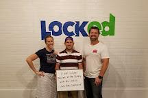 Locked Manhattan, Manhattan, United States