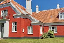Anchers Hus, Skagen, Denmark