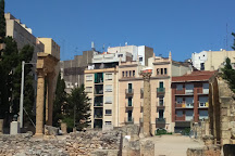 Forum Provincial Tarraco, Tarragona, Spain
