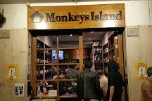 Monkeys Island, Rome, Italy