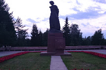 Monument to Orlenok, Chelyabinsk, Russia