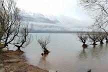 Glenorchy Waterfront Reserve, Glenorchy, New Zealand