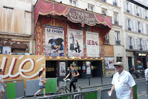 Theatre Rive Gauche, Paris, France