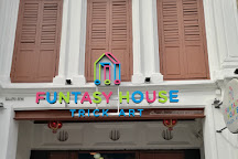 Funtasy House Trick Art, Ipoh, Malaysia
