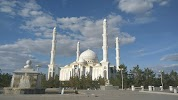 Мечеть, улица Репина на фото Екатеринбурга