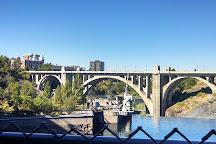 Monroe Street Bridge, Spokane, United States