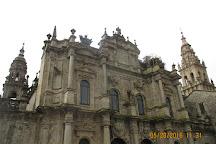 Igreja de San Fructuoso, Santiago de Compostela, Spain