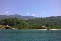 Saco do Ceu Beach, Ilha Grande, Brazil