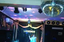 Legends Bar La Cala, La Cala de Mijas, Spain