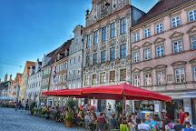 Historisches Rathaus, Landsberg am Lech, Germany