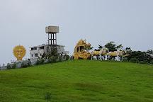 Statue of Lord Shiva, Bhatkal, India