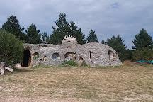 Utopix, Sainte-Enimie, France