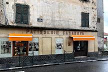 Patisserie Casanova, Corte, France