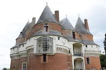 Chateau Fort de Rambures, Rambures, France