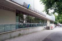 Prinzregentenstadion, Munich, Germany
