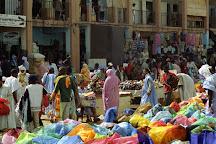 Marche Capitale, Nouakchott, Mauritania