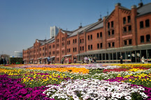 Yokohama Red Brick Warehouse, Yokohama, Japan