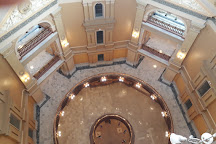 Kansas State Capitol Building, Topeka, United States