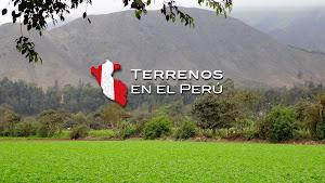 Terrenos En El Peru 0