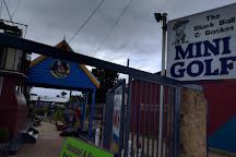 Blackball & Basket Mini Golf, Lakes Entrance, Australia