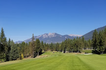 Spur Valley Golf Resort, Radium Hot Springs, Canada