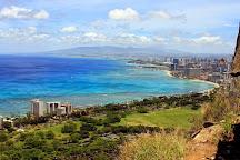 Diamond Head State Monument, Honolulu, United States