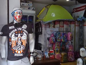 Tienda de camping y turismo Tommy 1