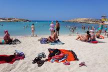 Vathia Gonia Beach, Ayia Napa, Cyprus