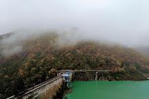 Omachi Dam, Omachi, Japan