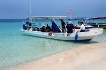 Clearwater Adventures, West Bay, Honduras