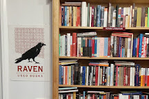 Raven Used Books, Cambridge, United States