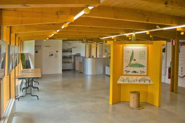 Maison de la Réserve Naturelle Régionale des gorges de la Loire