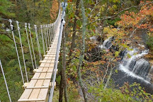 ZipQuest Waterfall & Treetop Adventure, Fayetteville, United States