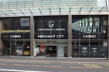 Grosvenor Casino Merchant City Glasgow, Glasgow, United Kingdom