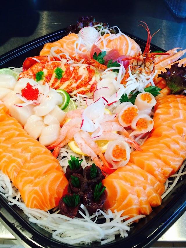 Sushi på Holtet