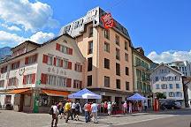 Swiss Knife Valley Visitor Center, Brunnen, Switzerland